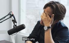 Hà Anh Tuấn bật khóc nói về ngày đau buồn nhất trong cuộc đời mình