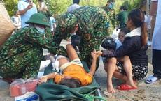 SẠT LỞ Ở QUẢNG NAM: Tìm thấy thêm 2 thi thể ở xã Phước Sơn; 13 người hiện đang còn mất tích ở Trà Leng