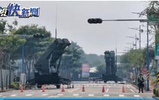 Tên lửa Patriot 3 xuất hiện trên đường chính, người Đài Loan lo sợ: Chiến tranh sắp xảy ra chăng?