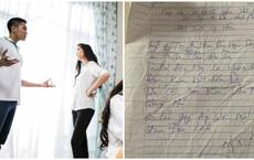 Cãi nhau kịch liệt, chồng tức giận viết đơn ly hôn, vợ đọc xong không nhịn được cười vì nguyên nhân