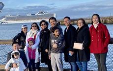 Làm vợ 4, Giao Linh phải ký hợp đồng sống cùng 6 con riêng của chồng