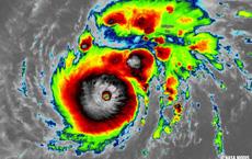 Tin mới nhất về siêu bão Goni sẽ vào Biển Đông trong tuần tới, khả năng ảnh hưởng Trung Bộ