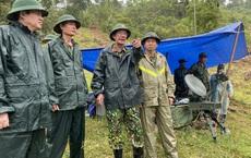 Thiếu tướng Nguyễn Đình Tiến: Mưa lớn, công tác cứu hộ Trà Leng rất khó khăn