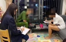 Hương Giang mời công an cùng đến nhà anti-fan, quay hẳn video đăng lên mạng