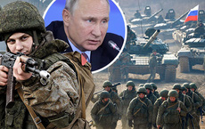 """TT Putin ra tuyên bố bất ngờ: Armenia chớ lo khi 2 nghìn quân Nga """"cắm chốt"""" ở Karabakh?"""