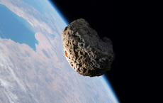 Một thiên thạch vừa suýt lao vào Trái đất ở khoảng cách gần kỷ lục mà không ai hay biết