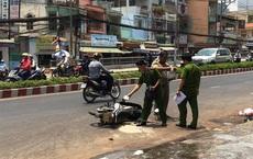Thanh niên 23 tuổi bị tạt axít khi đi chơi với bạn gái ở Sài Gòn