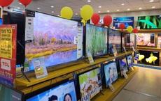 """Cuộc đua giảm giá cuối năm: Nhiều smart tivi, tủ lạnh hạng sang giảm """"sập sàn"""""""