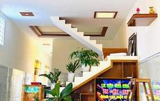 """Căn nhà khang trang nhưng có cái cầu thang """"khó đỡ"""" khiến dân mạng đồn đoán """"chắc xây vì đam mê"""""""