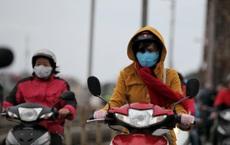 Các tỉnh Đông Bắc Bộ bị ảnh hưởng của gió mùa Đông Bắc