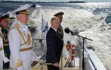"""TT Putin quyết đoán, Hải quân Nga """"bá chủ"""" Địa Trung Hải: Thời hoàng kim của NATO lụi tàn!"""