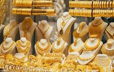 Cuối giờ chiều, giá vàng bắt đầu nhích tăng, chênh lệch giá mua - bán chưa đến 1 triệu