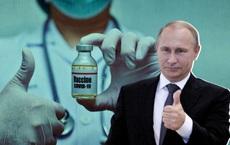 """Ông Putin quảng bá vaccine COVID-19 của Nga """"an toàn"""" nhưng vẫn chưa tiêm: Điện Kremlin nói gì?"""