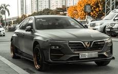 Ấn tượng ô tô Vinfast Lux A2.0 được chủ nhân chi 500 triệu độ cực chất