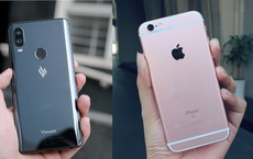 "Top 5 smartphone tại Việt Nam: Khi Vsmart ""thế chỗ"" iPhone"