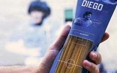 Maradona mới vừa ra mắt thương hiệu mì ống mang tên chính mình trước khi qua đời