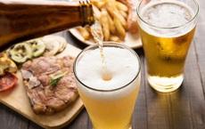 Đã uống rượu bia nên tránh ăn 5 thực phẩm sau bằng mọi giá