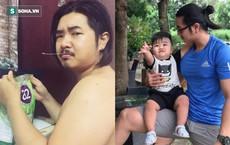 """Người đàn ông tăng 20 kg sau khi cưới vợ, nhưng ngoại hình """"lột xác"""" ở hiện tại lại khiến dân tình bất ngờ"""