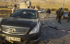 Fars: Tin mới nhất về vụ ám sát nhà khoa học Iran - Lộ diện khẩu súng máy điều khiển từ xa
