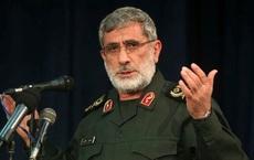 """Iran bừng bừng """"lửa giận"""", Tư lệnh Quds bí mật gặp đồng minh nêu yêu cầu kỳ lạ về Israel"""