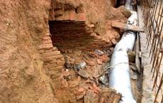 Đào đất làm mương nước phát hiện ngôi mộ cổ hình dáng kỳ bí 2000 năm tuổi