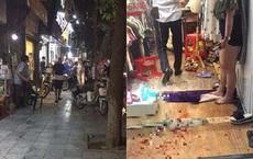Nam thanh niên dùng dao chém vợ trẻ tử vong ngay tại chợ
