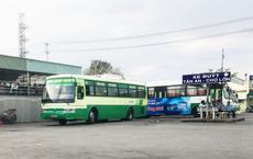 Tìm hành khách trên 2 tuyến xe buýt Long An - TP HCM có nữ sinh viên tiếp xúc gần với BN 1349