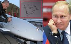 """Băn khoăn giữa UAV Thổ, Trung Quốc và Mỹ ư, TT Putin gợi ý Nga có thứ """"ở đẳng cấp khác""""!"""