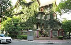 Ảnh: Ngắm ngôi biệt thự 3 tầng phủ kín dây leo chằng chịt ở Hà Nội
