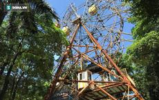Tiếc nuối nhìn công viên gần 1.000 tỷ đồng bị bỏ hoang 13 năm giữa đất vàng lòng Thủ đô