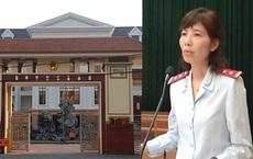 Em gái Trưởng đoàn Thanh tra Bộ Xây dựng chối tội không chịu hợp tác, tẩu tán tài sản