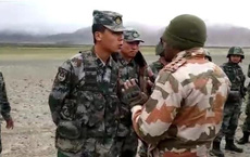 Vụ cháy bí ẩn trong lều của binh lính Trung Quốc dẫn đến đụng độ biên giới