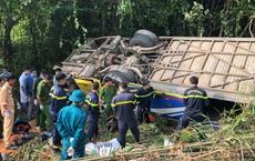 Xe khách lao xuống vực làm 5 người chết ở Kon Tum: Xe mới chạy 2km thì mất phanh?