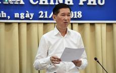 Ông Trần Vĩnh Tuyến, Trần Trọng Tuấn bị tạm đình chỉ tư cách đại biểu HĐND TP.HCM