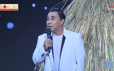 """Quyền Linh bất ngờ tiết lộ """"ăn chung, ngủ chung, tắm chung"""" với ca sĩ Ngọc Sơn"""