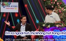 Bạn muốn hẹn hò: Vì 1 điếu thuốc, người đàn ông 3 lần phản bác MC Quyền Linh, bố cô gái liền ra hiệu ngầm