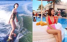 Kiều nữ TVB xuất thân giàu có, hẹn hò con trai vua sòng bài Macau là ai?