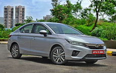 Thông tin chính thức, giá bán cụ thể của chiếc Honda City thế hệ mới