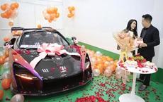 """Đẳng cấp """"bạo chi"""" của đại gia Sài Thành vừa tặng vợ món quà 50 tỷ qua dàn xe cực """"khủng"""""""