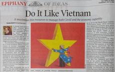 """Báo Ấn Độ: """"Hãy làm như Việt Nam"""""""