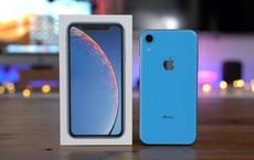 iPhone XR là mẫu smartphone giữ giá tốt nhất hiện nay