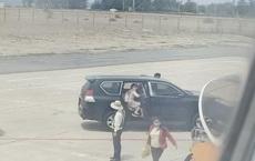 """Phó Bí thư Thường trực Tỉnh ủy Phú Yên nói về thông tin """"xe biển xanh vào sát máy bay đón người"""""""