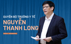 Các vị trí ông Nguyễn Thanh Long từng trải qua trước khi nắm quyền Bộ trưởng Bộ Y tế