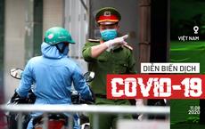 Bệnh nhân mắc Covid-19 thứ 16 tử vong; Nữ hành khách quê Nha Trang đến Nhật Bản dương tính với SARS-CoV-2
