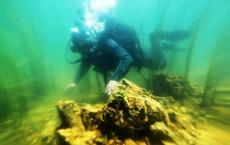 Xâm nhập hồ thiêng của người Inca, phát hiện báu vật bằng vàng 500 năm tuổi chưa từng thấy