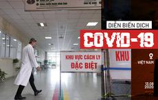 BN Covid-19 là nhân viên giao bánh Pizza tại HN tiên lượng nặng; BN thứ 18 tử vong