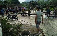 Nam thanh niên dùng bình ga châm lửa đốt nhà, sau đó được phát hiện tử vong dưới ao