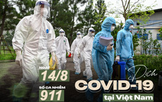 Bệnh nhân Covid-19 ở Hà Nội bị liệt cơ hô hấp, phải thở máy; Hà Nội tìm những người từng đến nhà hàng bò tươi ở Hải Dương