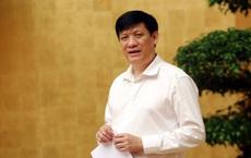 """Quyền Bộ trưởng Y tế Nguyễn Thanh Long: Chùm ca bệnh Covid-19 ở Hải Dương """"rất đáng ngại"""""""