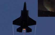 """NÓNG: Tiêm kích, UAV Israel hủy diệt mục tiêu Hamas, hải quân """"khóa chết"""" Dải Gaza"""